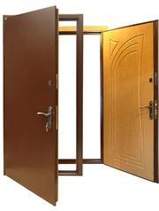 Двери входные металлические Луганск