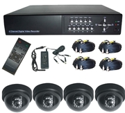 Системы видеонаблюдения. Продажа и установка