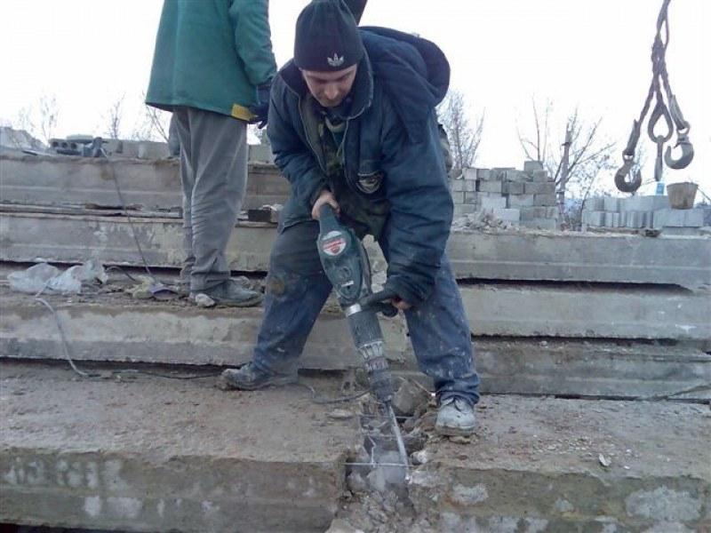 Отбойные молотки электрические с персоналом Луганская область.