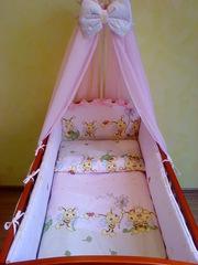 Высококачественные постельные комплекты в кроватку в полной комплектац