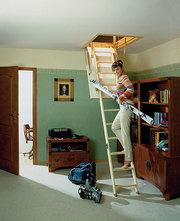 Лестницы чердачные  Fakro