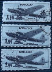 Самолеты Отечественной войны 1945 г