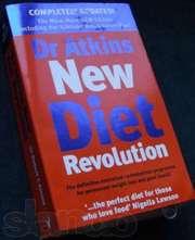 Книга Новая диета д-ра Аткинсона