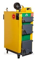Котел  на твердом  топливе  предназначен для отопления домов.