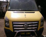 фаркоп,  кенгурятник,  пороги VW CRAFTER