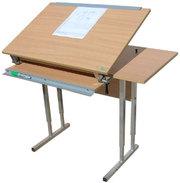 Стол для черчения и рисования,  маркерные доски для презентаций