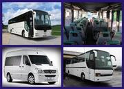 Аренда автобуса на 8 ,  19 ,  30 ,  55 мест . Цена договорная .