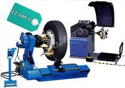Комплект шиномонтаж + балансировка Beissbarth для грузового автотрансп