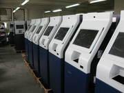 Платежные терминалы,  изделия из металла