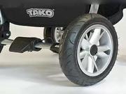 коляски на резиновых колесах  коляски с резиновыми колесами