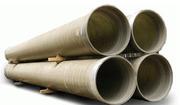 Трубы стеклопластиковые (неликвиды) по цене металла