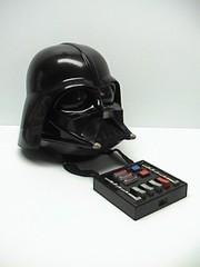 Шлем Дарта Вейдера с модулятором голоса б/у – 1000 грн.