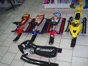 Продажа снегокатов и снегоходов для детей.