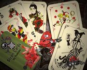Steampunk карты игральные