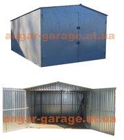 металлический гараж сборно-разборной, новый
