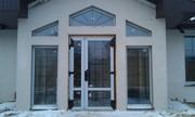 Окна,  двери,  жалюзи,  москитные сетки,  ролетные шторы. Балконы.
