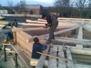 Изготовление деревянных домов. Деревянные церкви и храмы.