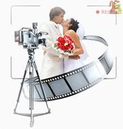 Фото/видео съемка- свадьбы и знаменательные даты