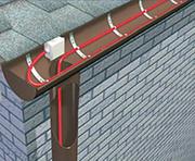Саморегулирующийся кабель для систем антиобледенения