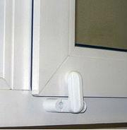 Противовзломный механизм для окон и дверей