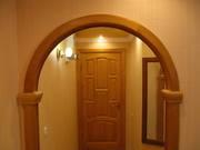 Деревянные окна,  двери,  лестницы,  арки,  беседки и др.
