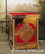 Церковная утварь,  иконы,  каталог икон,  подсвечники,  престол,  кресты,  и