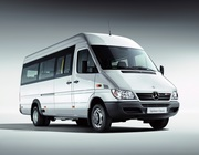 Автозапчасти для микроавтобусов Mercedes-Benz