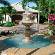 Фонтан. Виготовлення садово-паркових фонтанів