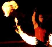 Огненное шоу в Луганске|Фаер шоу|Fire show|Flash Night