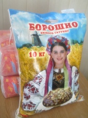 Продам муку пшеничную от производителя
