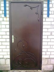 Двери металлические утепленные