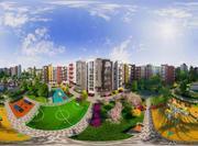 Цена снижена! Однокомнатная квартира с документами в 15 км от Киева!