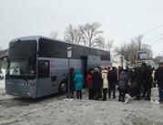 Пассажирские перевозки Стаханов-Москва (автовокзал) Интербус