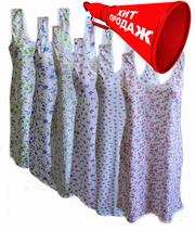 Ночная рубашка хлопок. Сорочка ночная в Украине