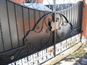 Ворота,  заборы,  решетки,  навесы
