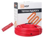 Неперегораемый кабельный теплый пол HOF