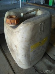 Пластиковая тарра( канистры) б/у 20-22 л