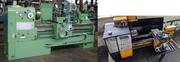Продаются токарные станки CU-582 (Болгария),  FDB MT 210х320 (Германия)