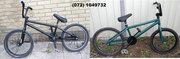 Продаются два велосипед ВМХ после капремонта