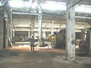 Сдам в аренду/продам производственно-складские помещения в центре Луганска